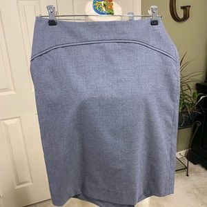 The Limited Collection Gray Skirt Size: 4